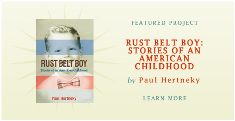 Featured Project: Rust Belt Boy